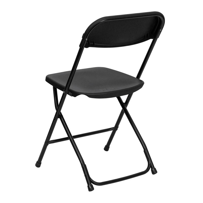 heavy-duty-black-folding-chairs-1  sc 1 st  Buffalo Bounce House Rentals & Table u0026 Chair Rental | Buffalo Bounce House Rentals