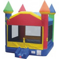 rainbow-bounce-house