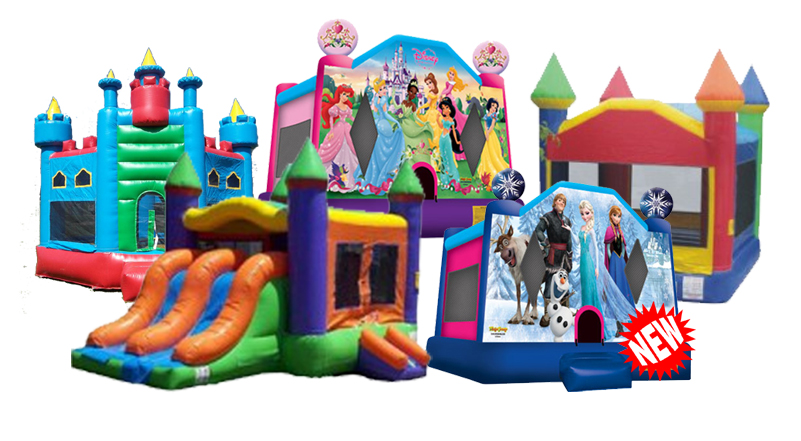 Buffalo Bounce House Party Rental